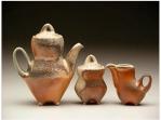 tw teapot sugar creamer set