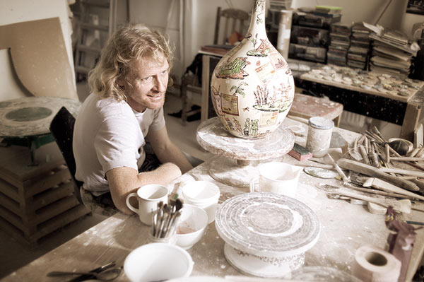 Grayson Perry gets just about everything right except the knolling part.