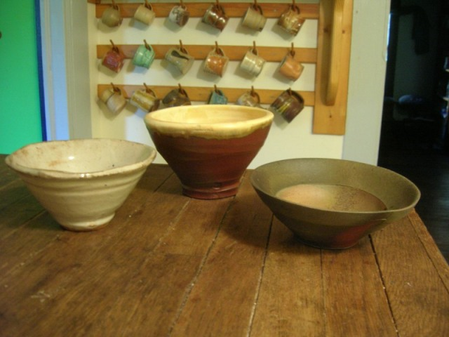 Chunky bowls: Singewald, Gillies, and Levin