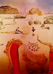 salvador dali-paranoia-surrealist-figures