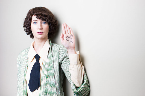 Miranda July Photo: Daniel Boud via The Bygone Bureau
